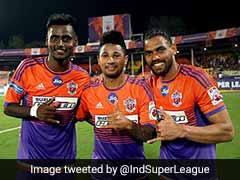Indian Super League: Pune FC Outclass ATK 3-0