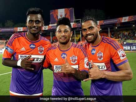 Indian Super League: Pune FC Outclass ATK 3-0