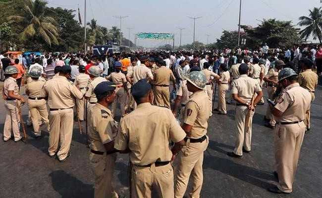 pune violence police dalits
