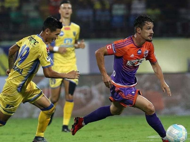 Indian Super League: Kerala Blasters Secure 1-1 Draw Against FC Pune City