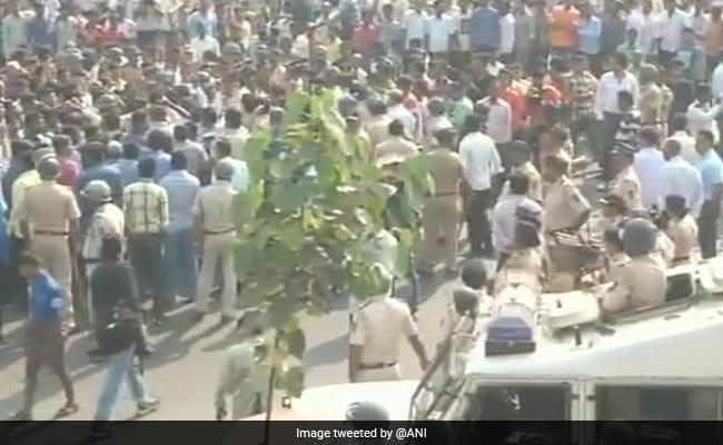 महाराष्ट्र बंद:  DCP प्रवीण मुंडे ने लोगों से की अपील, सोशल मीडिया पर फैल रही अफवाहों पर मत दें ध्यान