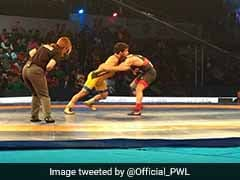 Pro Wrestling League: Punjab Royals Beat Veer Marathas