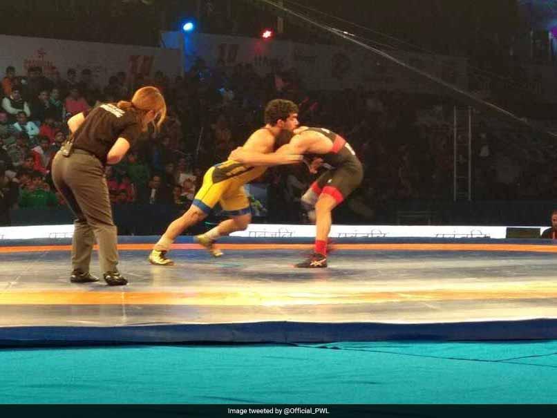 Pro Wrestling League: Punjab Royals Beat Veer Marathas
