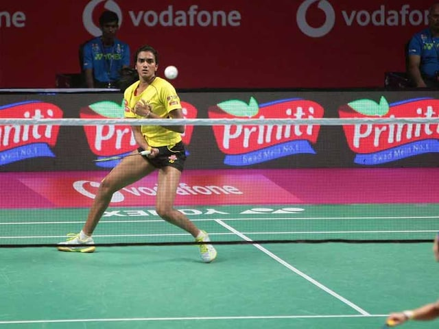 Premier Badminton League: PV Sindhu Stars As Chennai Smashers Bounce Back To Beat Ahmedabad Smash Masters