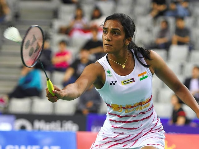 PV Sindhu Leads India To 3-2 Win Over Hong Kong In Asia Badminton Championship