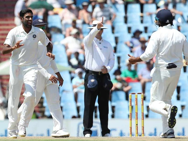 India vs South Africa: Ravichandran Ashwin Thinks He Has Kept India In The Game