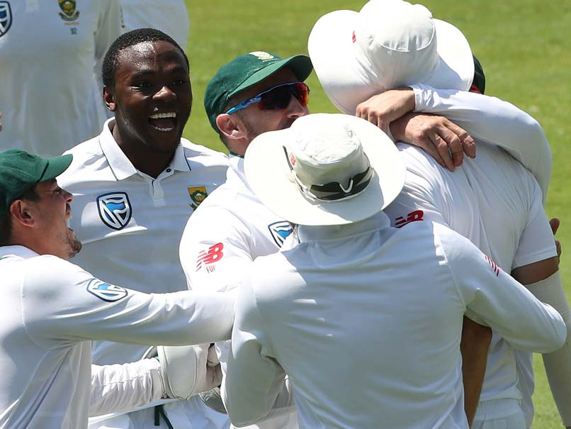 South Africa seal series win over India By