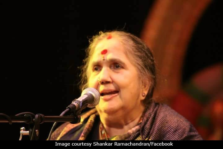 Radha Vishwanathan, Daughter Of M S Subbulakshmi, Dies At 83