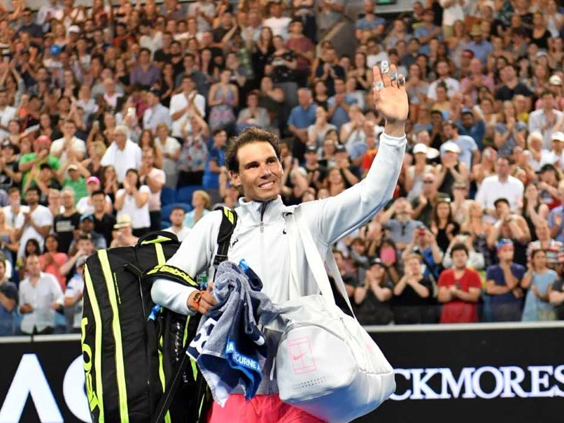 Nadal through to 4th round at Australian Open