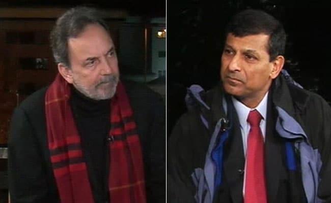 Raghuram Rajan Talks To Prannoy Roy On His 2018 Forecast For India: Full Transcript