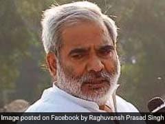रघुवंश प्रसाद सिंह: 18 साल तक रहे सासंद, इस बार फिर मैदान में, सियासी सफर पर एक नजर