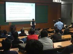 IIM Ahmedabad Hosts Treebo Founder Rahul Chaudhary
