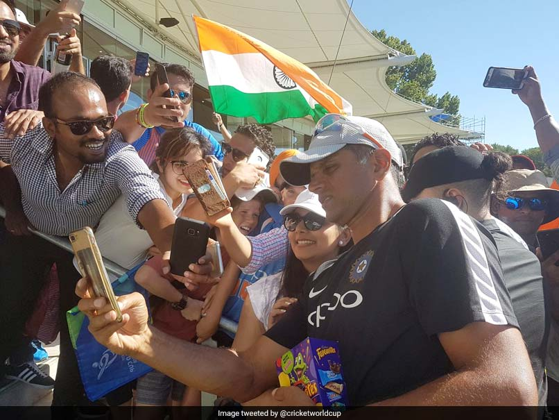 ICC U-19 World Cup: Twitter Toasts Rahul Dravid After India Brush Aside Pakistan In Semi-Final