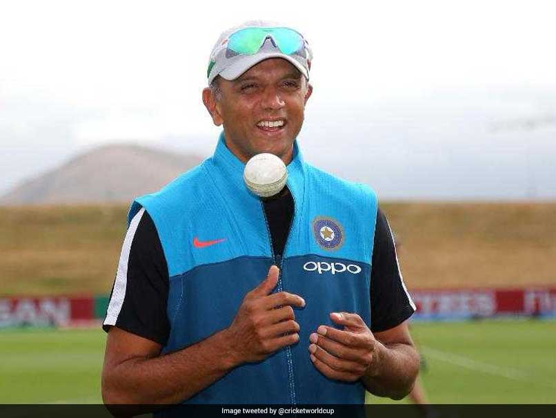 ICC U-19 World Cup: Rahul Dravids Gem After Indias Comprehensive Win Over Australia In Final