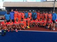 न्यूजीलैंड में हॉकी टीम के खिलाड़ियों से मिलने पहुंचे राहुल द्रविड़, श्रीजेश ने ट्वीट किया यह फोटो..