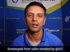 ICC Under-19 World Cup 2018: Coach Rahul Dravid Asks All To Support Indian Boys