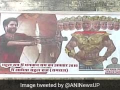 Case Filed Against 3 Persons For Anti-Modi Posters In Amethi: Police
