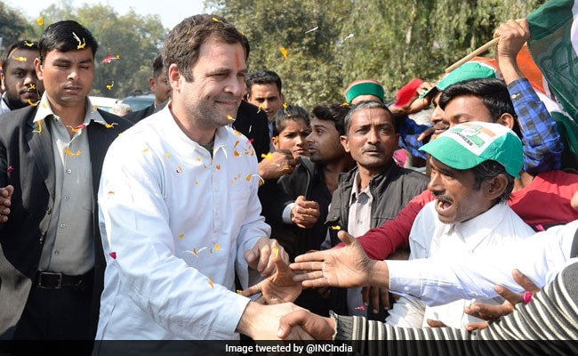 Rahul Gandhi Will Lead Congress To Victory In 2019 After Gujarat Verdict, Says Ahmed Patel