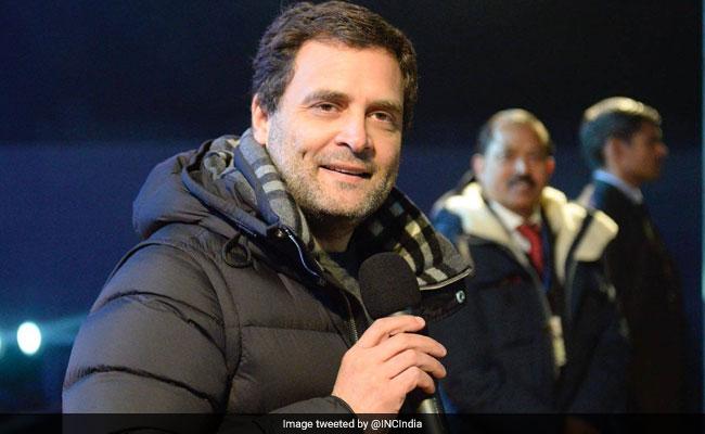 राहुल गांधी ने रॉक कॉन्सर्ट में पहनी 63 हजार की जैकेट, कांग्रेस बोली - 'ये तो 700 रुपये में मिलती है'