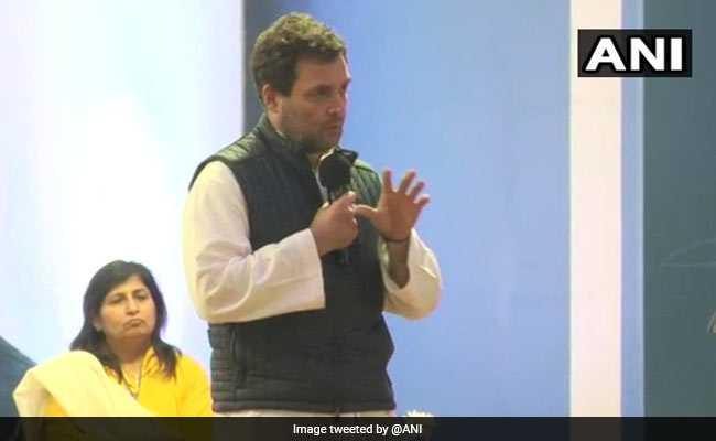 शिलॉन्ग में राहुल गांधी का RSS-BJP पर हमला, मोहन भागवत के बारे में कही यह बड़ी बात