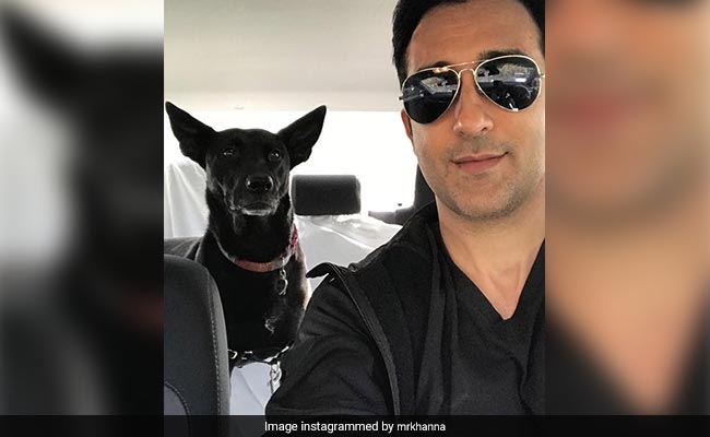 Sorry, Rahul Khanna. Your 'Twinning' Bud Is Way More Adorable Than You