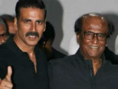 Rajinikanth's <i>2.0</i> Co-Star Akshay Kumar 'Even Enjoyed Getting Punched By Him'