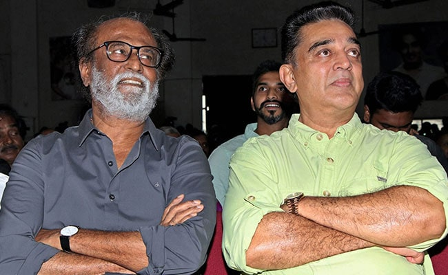'Let Us See': Rajinikanth Keeps Hopes Alive Of Alliance With Kamal Haasan
