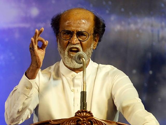 राजनीति में कदम रखने वाले सुपरस्टार रजनीकांत बोले- मैं तमिलनाडू में राजनैतिक क्रांति लाना चाहता हूं
