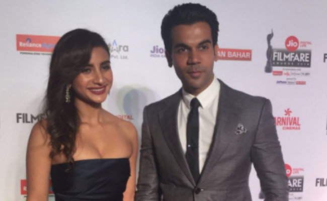 Filmfare Awards: Newton Star Rajkummar Rao Stole The Limelight At The Red Carpet
