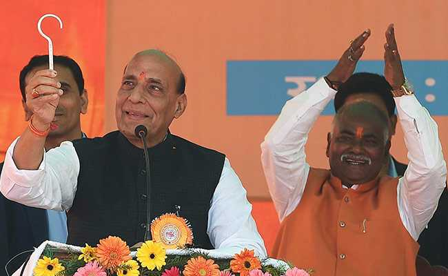 'India Won't Hesitate To Attack Enemies On Foreign Soil,': Rajnath Singh