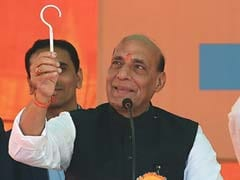 Territorial Integrity Of Assam Won't Be Compromised: Rajnath Singh