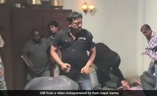 God, Sex And Truth: Ram Gopal Varma Fights 'Imaginary Protestors' - But Nobody's Protesting