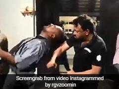 Porn Star पर बनाई फिल्म का विरोध करने पहुंचे लोगों की राम गोपाल वर्मा ने तोड़ी हड्डियां! Video हुआ Viral