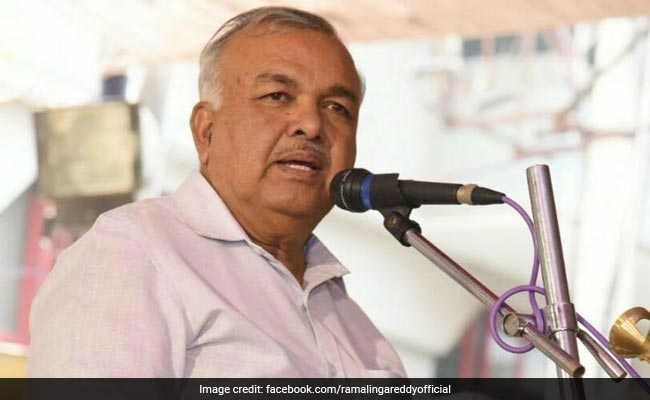 Ahead Of Trust Vote, Karnataka Rebel Says Will Withdraw Resignation