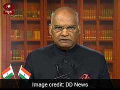 Use Centre's Schemes While Starting Own Ventures: President Ram Nath Kovind To IITians