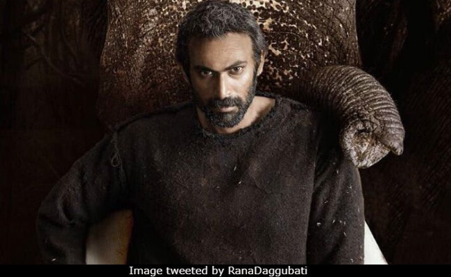 Haathi Mere Saathi First Look Is Rana Daggubati's New Year Gift For Fans
