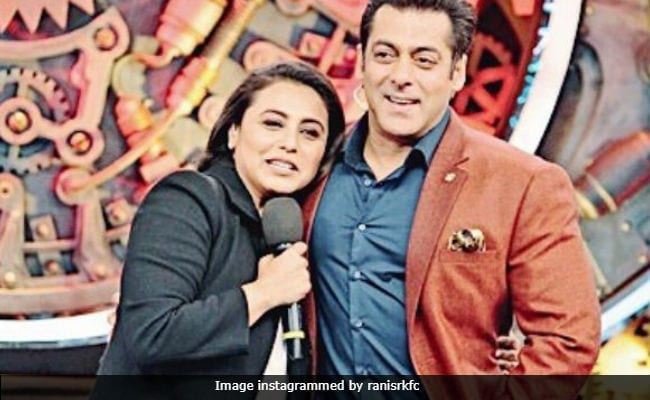 Rani Mukerji Advises Salman Khan To 'Skip Marriage And Become A Father'