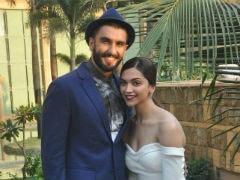 Deepika Padukone And Ranveer Singh Getting Engaged, Say Reports. Twitter Isn't Buying It
