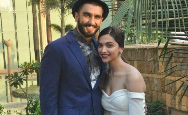 Deepika Padukone And Ranveer Singh Getting Engaged