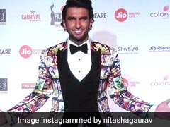 Filmfare Awards 2018: Decoding Ranveer Singh's Style With 3 Pics
