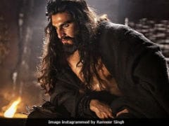 """<i>Padmaavat</i>"": Ranveer Singh Says Playing Alauddin Khilji Was A 'Gamble,' Glad It 'Paid Off'"
