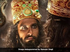 "<i>""Padmaavat""</i> Twists Alauddin Khilji's Portrayal, Say Some Historians"
