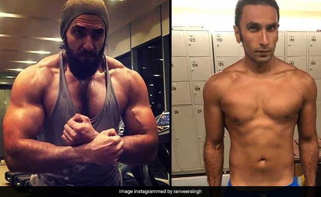 Ranveer Singh's Extreme Transformation, From Padmaavat To Gully Boy