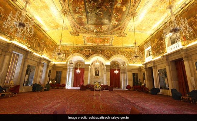 rashtrapati bhavan ashoka hall