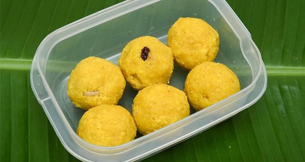 Rava Ladoo (Laddu)