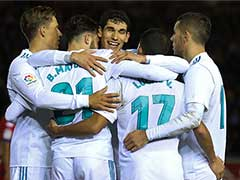 Copa Del Rey: Real Madrid Beat Numancia In First Leg, Barcelona Held