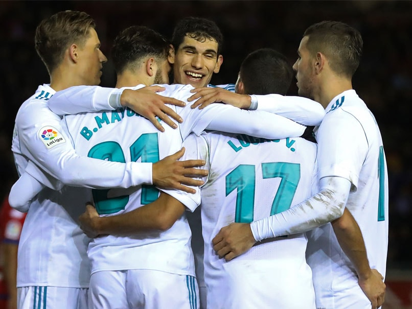 Real Madrid Beat Numancia In First Leg, Barcelona Held In Cup Tie