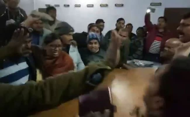 2 BJP Leaders Wanted Their Photo At Blankets-For-Poor Event. Then A Brawl