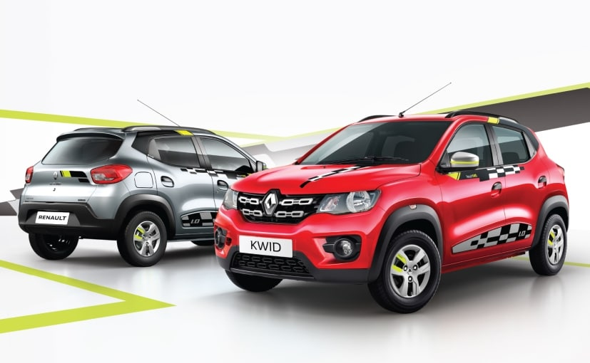 The Renault Kwid Live For More Reloaded 2018 Edition Comes In 3 Variants 0 8l