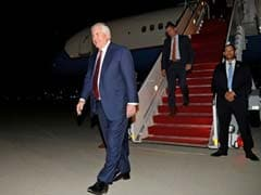 Rex Tillerson Says US, Europe Start Work On Iran Nuclear Deal